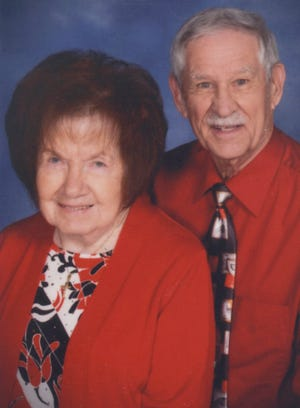 Norma and Ed Gillis