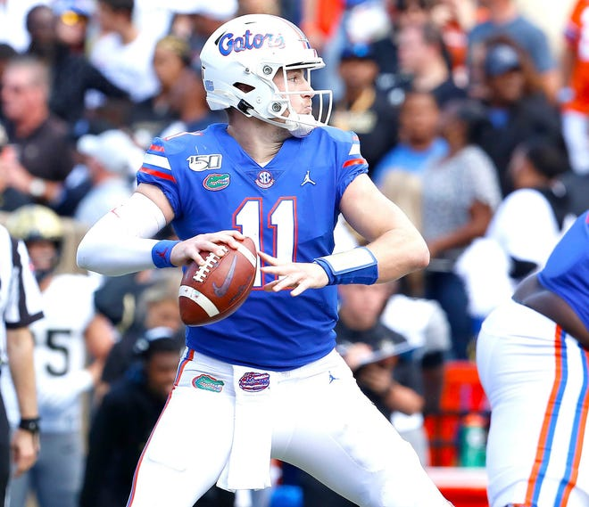 With Florida Gators quarterback Kyle Trask among the top returning starters, UF has real shot to unseat Georgia as three-year SEC East division champion, providing it can overcome COVID-19 health challenges.