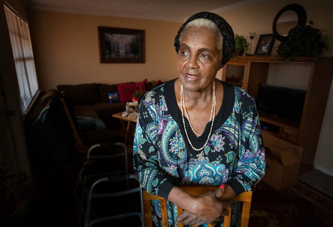 Brenda Petty-Moore grew up in Atlanta and had family connections to Rev. Martin Luther King Jr. She participated in sit-ins at lunch counters to protest racial segregation.