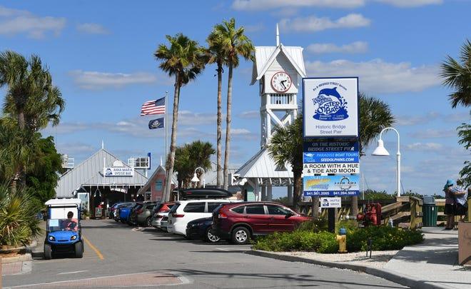 Anna Maria Oyster Bar has grown to four locations, including Bradenton Beach Pier.