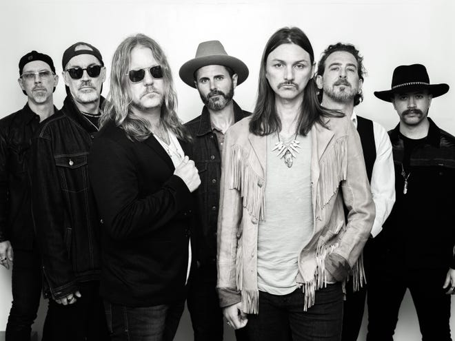The Allman Betts Band, featuring Sarasota native Duane Betts and Sarasota County resident Berry Duane Oakley, is set to play an outdoor show at Evie's Bee Ridge location on Nov. 15.