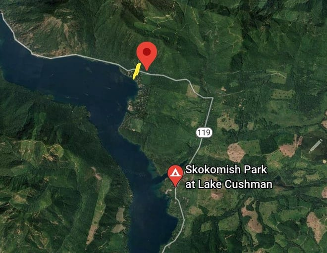 Forest Service Road 24 providing access to the Lake Cushman and Staircase recreation areas will be closed as of Aug. 22, 2020, because overuse of the area this summer has led to traffic jams and large crowds. U.S. Forest Service officials cited health and safety concerns.