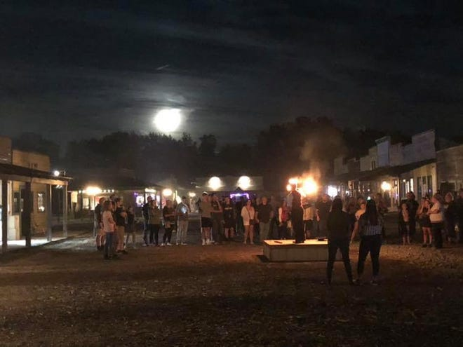 Terror Town in Williamsburg opens for the season this weekend.