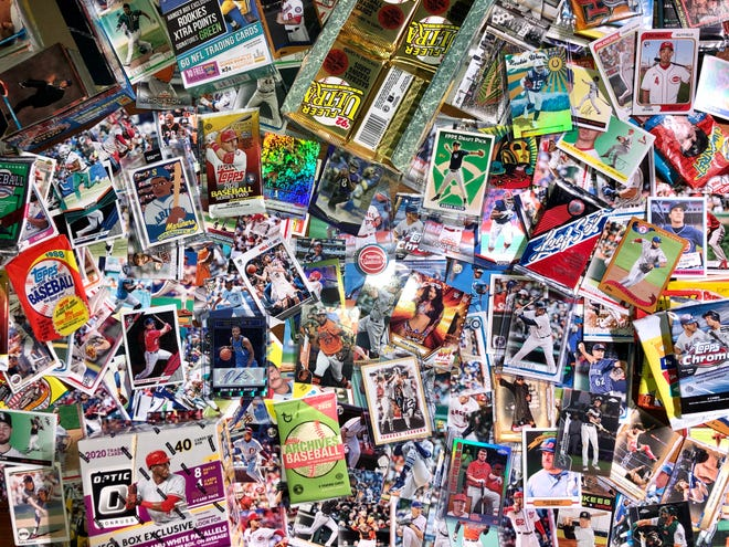Back On Topps Sports Cards Once Again Are Big Business