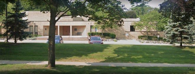 Beth Israel Synagogue in Ann Arbor.