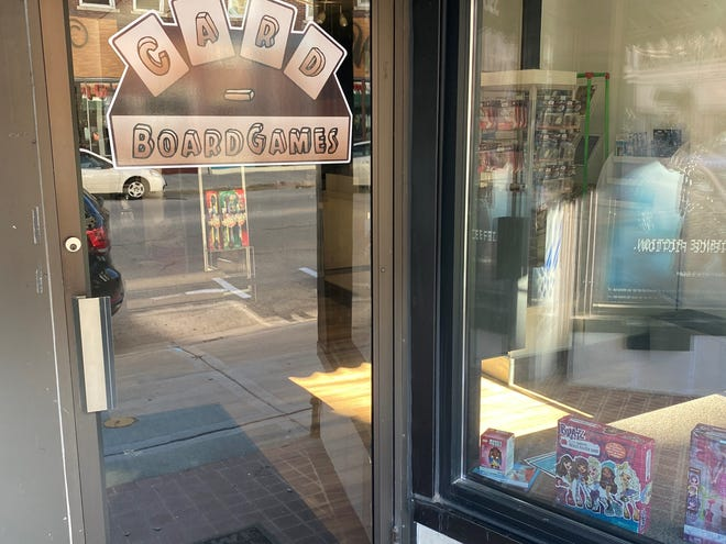 Card-BoardGames, 35 N. Main St., Fond du Lac, is now open.