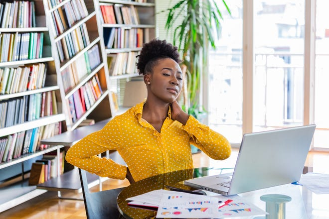To counter the negative effects of prolonged sitting, the key is to perform stretches that work and lengthen your muscles.