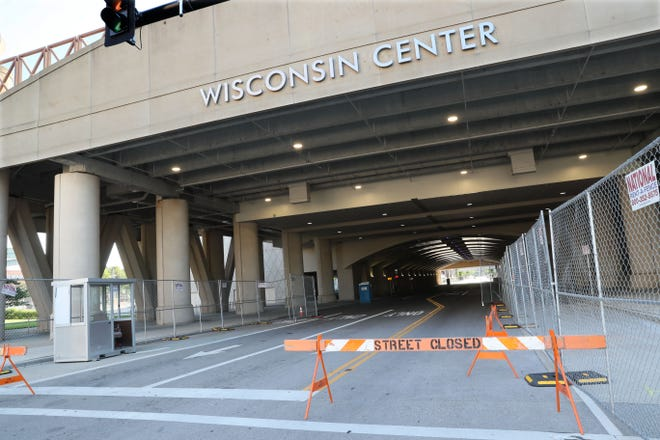 The Wisconsin Center District, which operates the Wisconsin Center, the Miller High Life Theatre and the UW-Milwaukee Panther Arena, has announced layoffs, job eliminations and pay cuts that impact 88% of full-time staff.