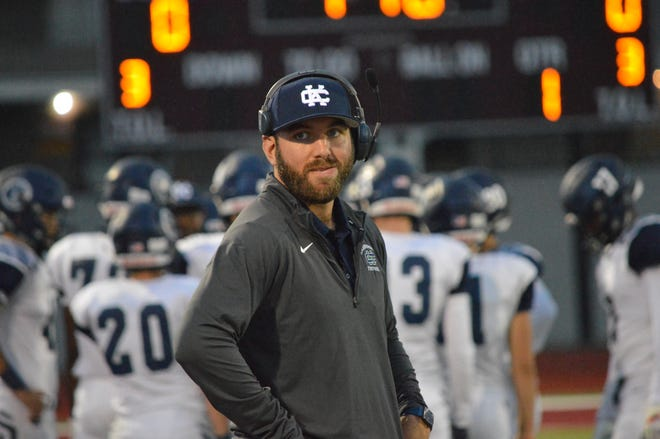 Ben Jones previously served as an assistant coach on the offensive and defensive line with the Cranes.