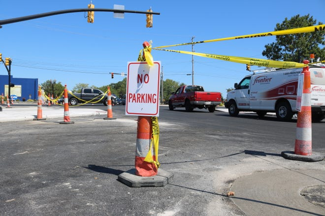 """Port Clinton officials are looking into the city's parking laws in effort to lift """"antiquated"""" regulations and promote growth downtown. The recent reconstruction of Jefferson Street added numerous on-street parking spots on the north end."""
