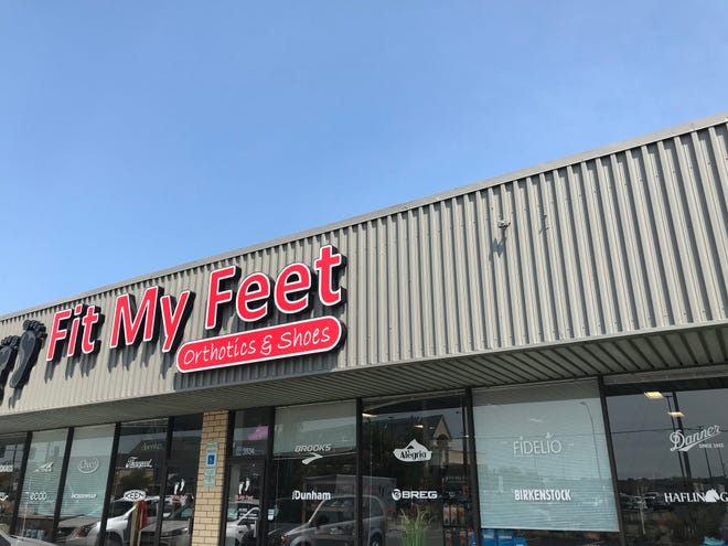 Fit My Feet has opened in its new location in the old Play it Again Sports location at 3534 S. Western Ave.