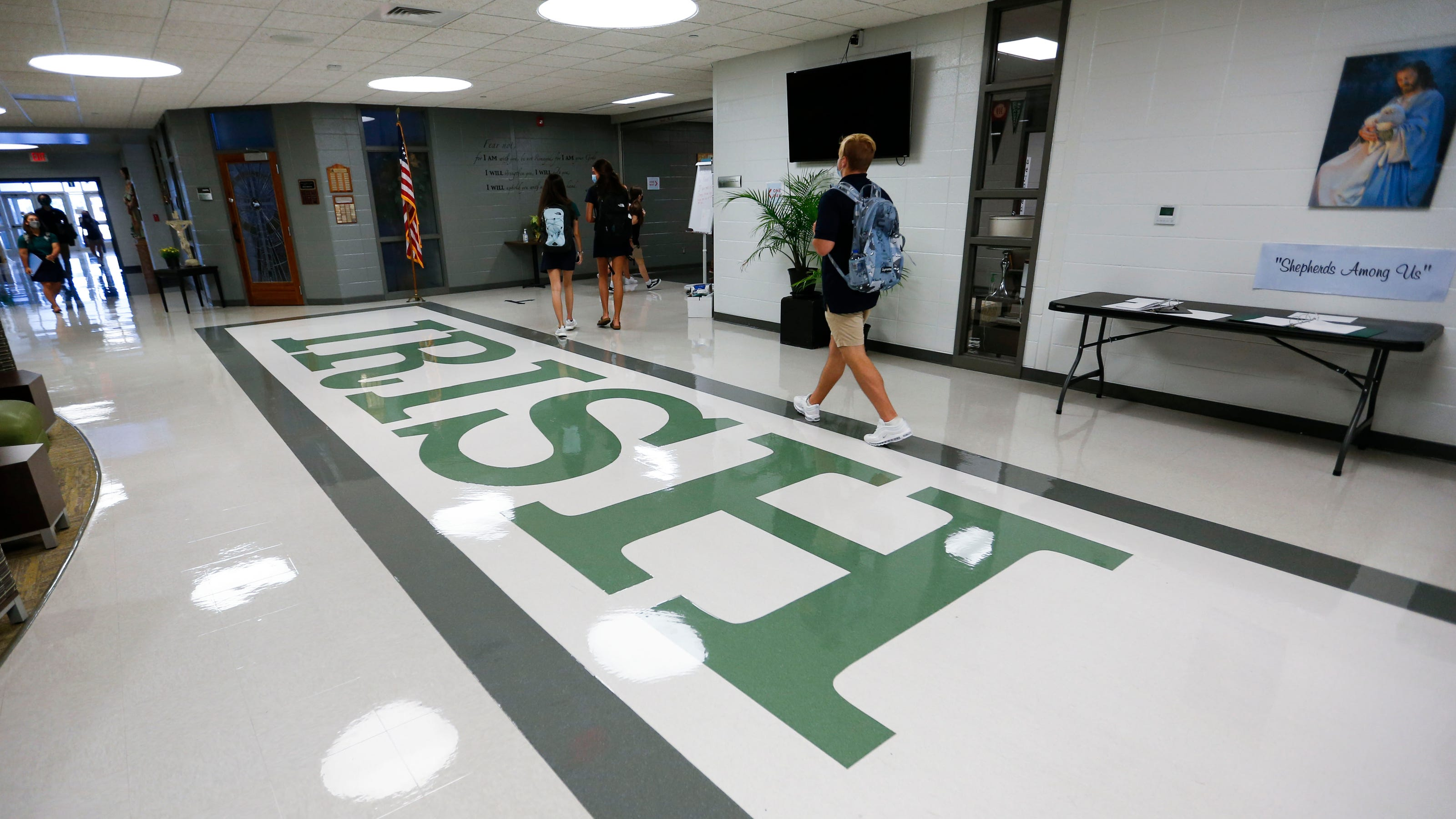 Springfield Catholic High Switches To Virtual 100 In Quarantine Without them, we wouldn't exist. springfield catholic high switches to