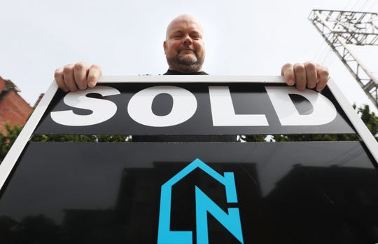 Wayne Newland of Leonard and Newland Real Estate Services in Zanesville says properties are selling quickly, but housing inventory is down.