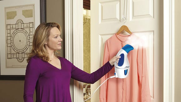 You don't know you need a fabric steamer until you don't have one.