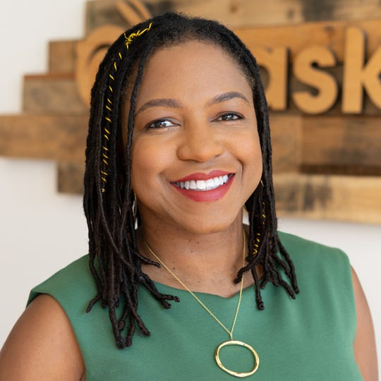 Stacy Brown-Philpot, outgoing CEO of TaskRabbit