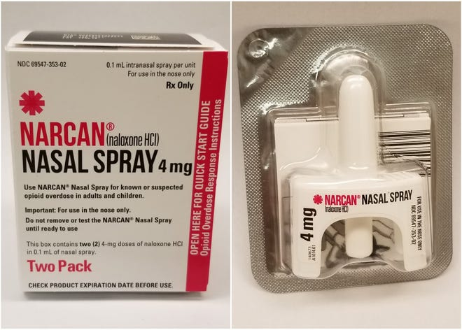An updated standing order allows for community-based organizations to obtainnaloxoneand provide it to individuals either in person or by mail. Narcan — a naloxone nasal spray — is administered in emergency situations as a for treatment of an opioid overdose.