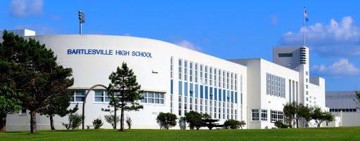 Bartlesville High School.