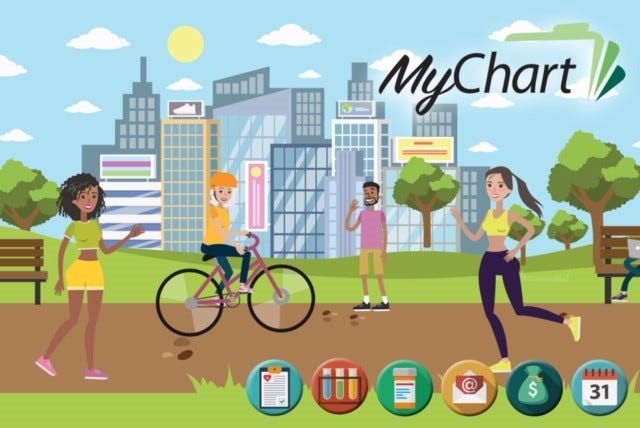 UHS MyChart will take patient care to new level.