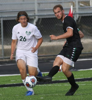 Clear Fork's Seth Stoner scored two goals in a 9-0 win over Madison on Friday.