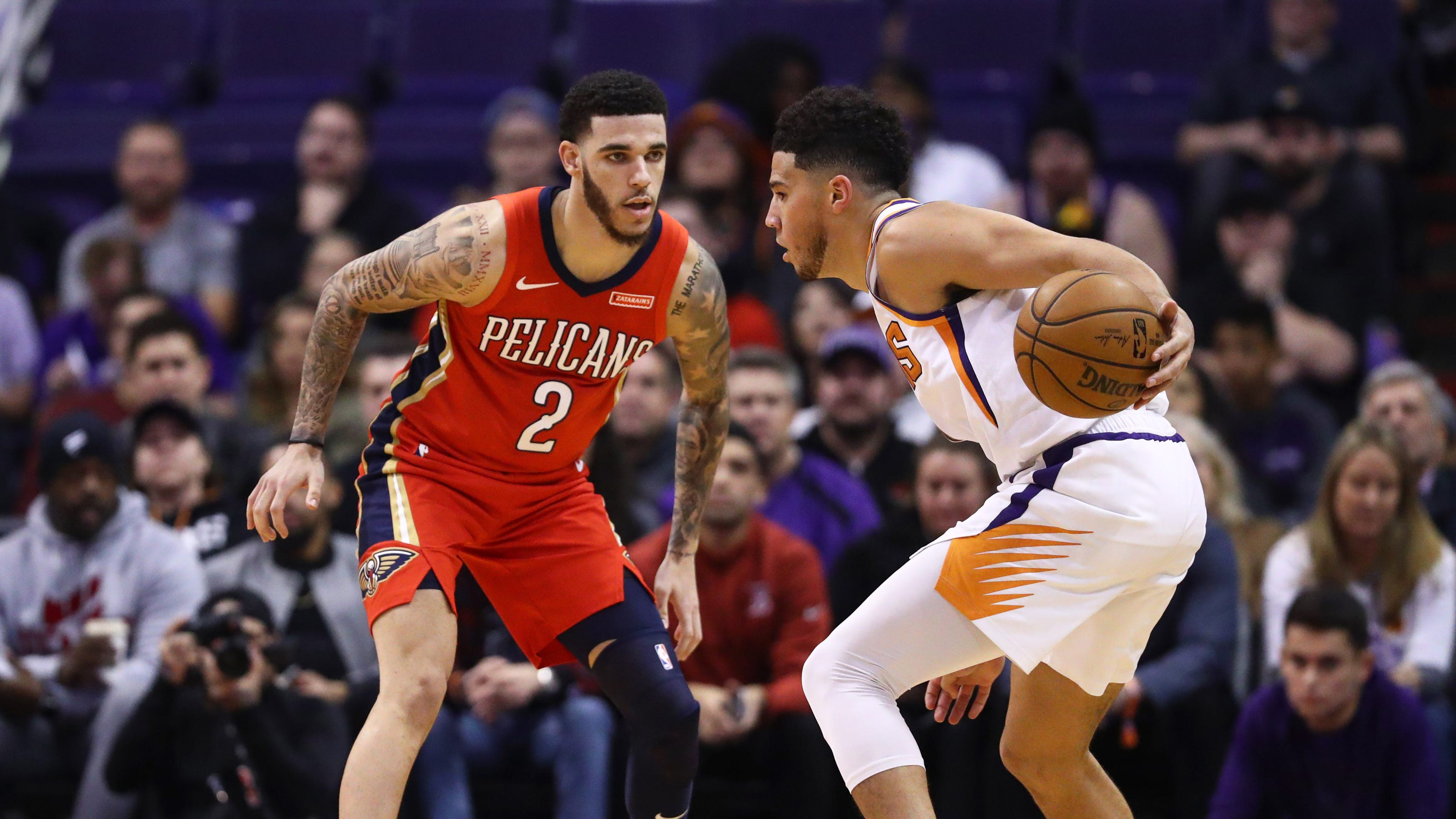 Lonzo Ball Trade Pelicans Speculation Starts To Include Phoenix Suns