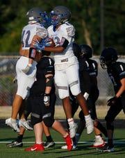 Central hosted Hillcrest for a jamboree at Harrison Stadium on Friday, Aug. 21, 2020.