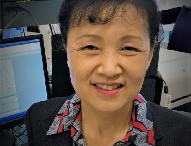 Eunsook Lee, a professor of molecular neuroscience and neurotoxicology in the College of Pharmacy and Pharmaceutical Sciences, Institute of Public Health