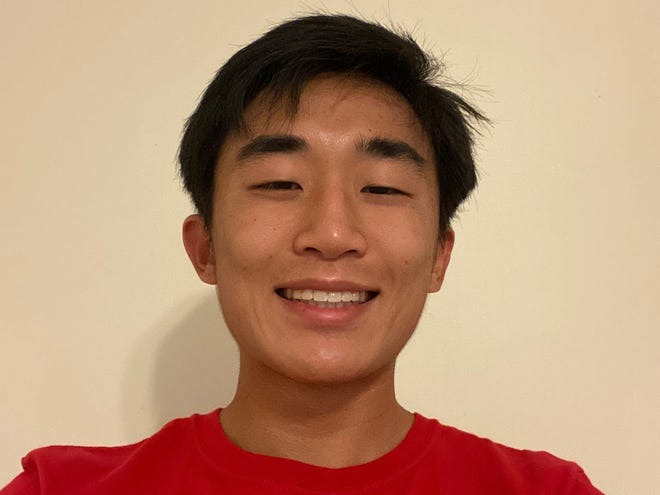 Joey Jung, Lincoln High School, a rising senior and volunteer at Gretchen Everheart School, which serves students with disabilities.