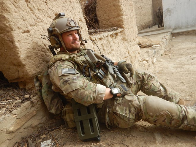 "Ryan Hendrickson, a Lowell High School graduate, served in the U.S. Navy, Air Force and finally the U.S. Army Special Forces, one of the Green Berets, when he was injured by an improvised explosive device. He wrote about his experiences in ""Tip of the Spear: The Incredible Story of an Injured Green Beret's Return to Battle."""