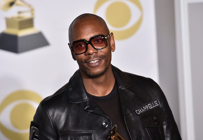 Dave Chappelle is turning 47. [Charles Sykes/Invision/AP]