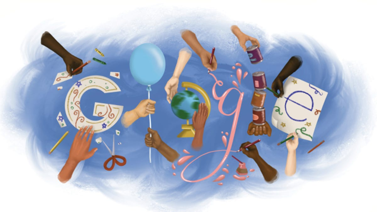 buchholz student chloe greene is competing in google doodle contest google doodle contest