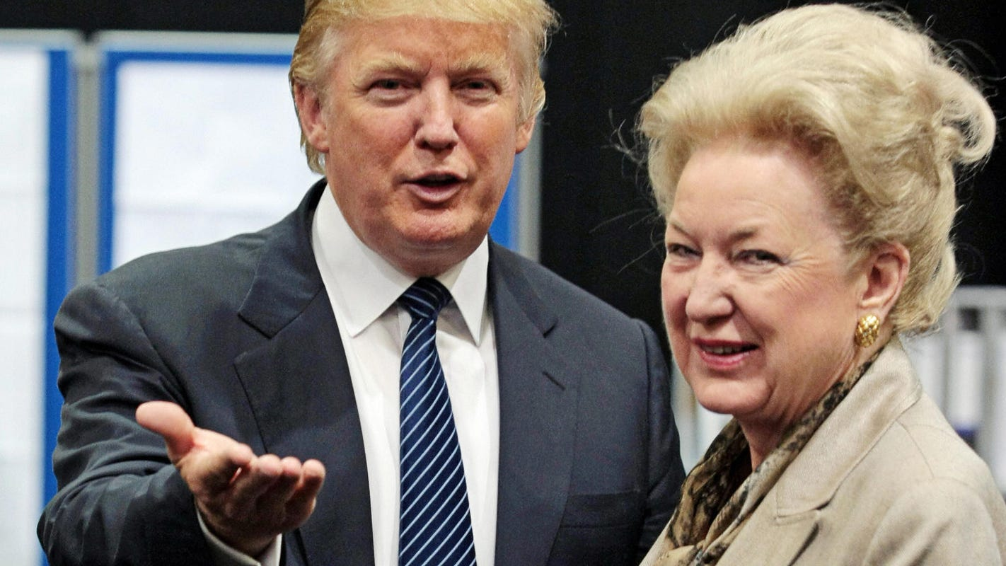 'He has no principles. None.': Maryanne Trump Barry tears into her brother in secretly taped audio – USA TODAY