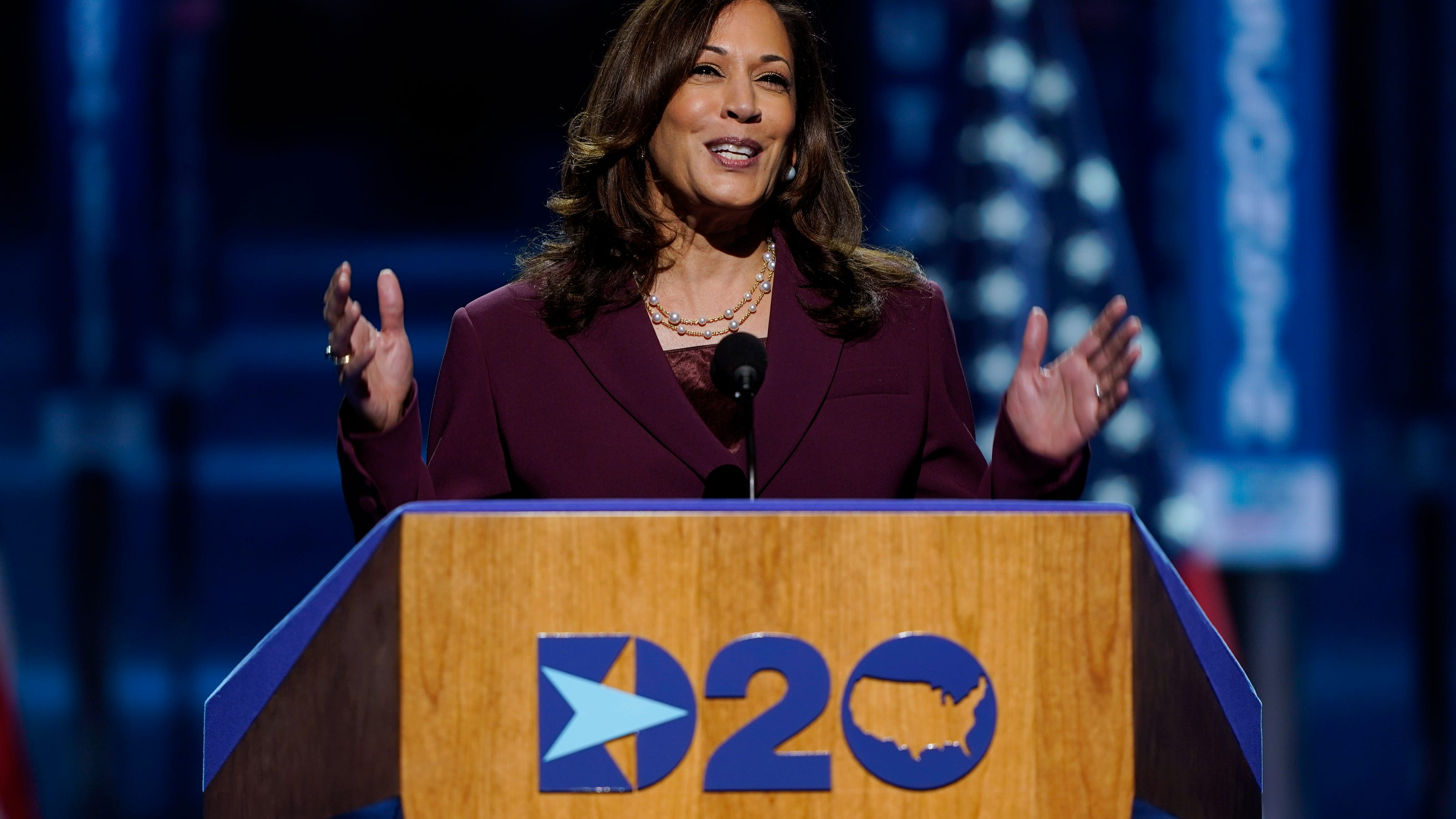 Fact Check Kamala Harris Said Protests Aren T Going To Stop