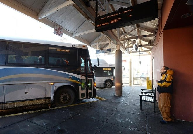 The Beaver County Transit Authority received $4.3 million in federal CARES Act funding.  [BCT file]