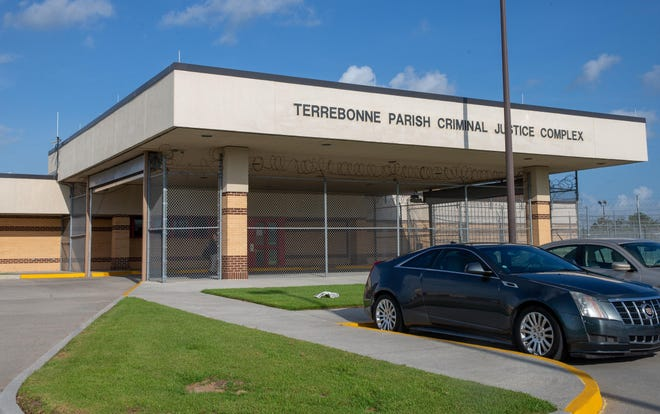 The Terrebonne Parish jail in Ashland.