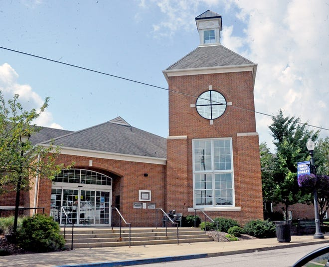 The Orrville Public Library is located at 230 N. Main St. in Orrville.