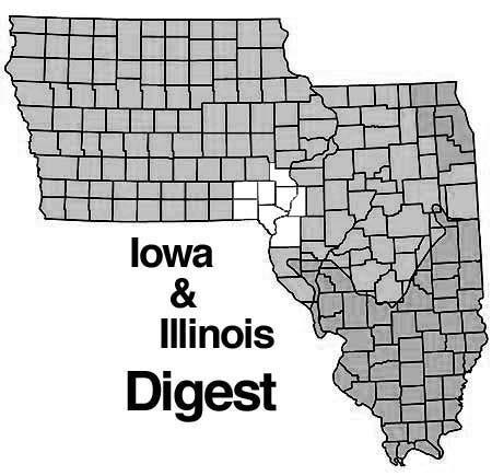 Iowa & Illinois Digest