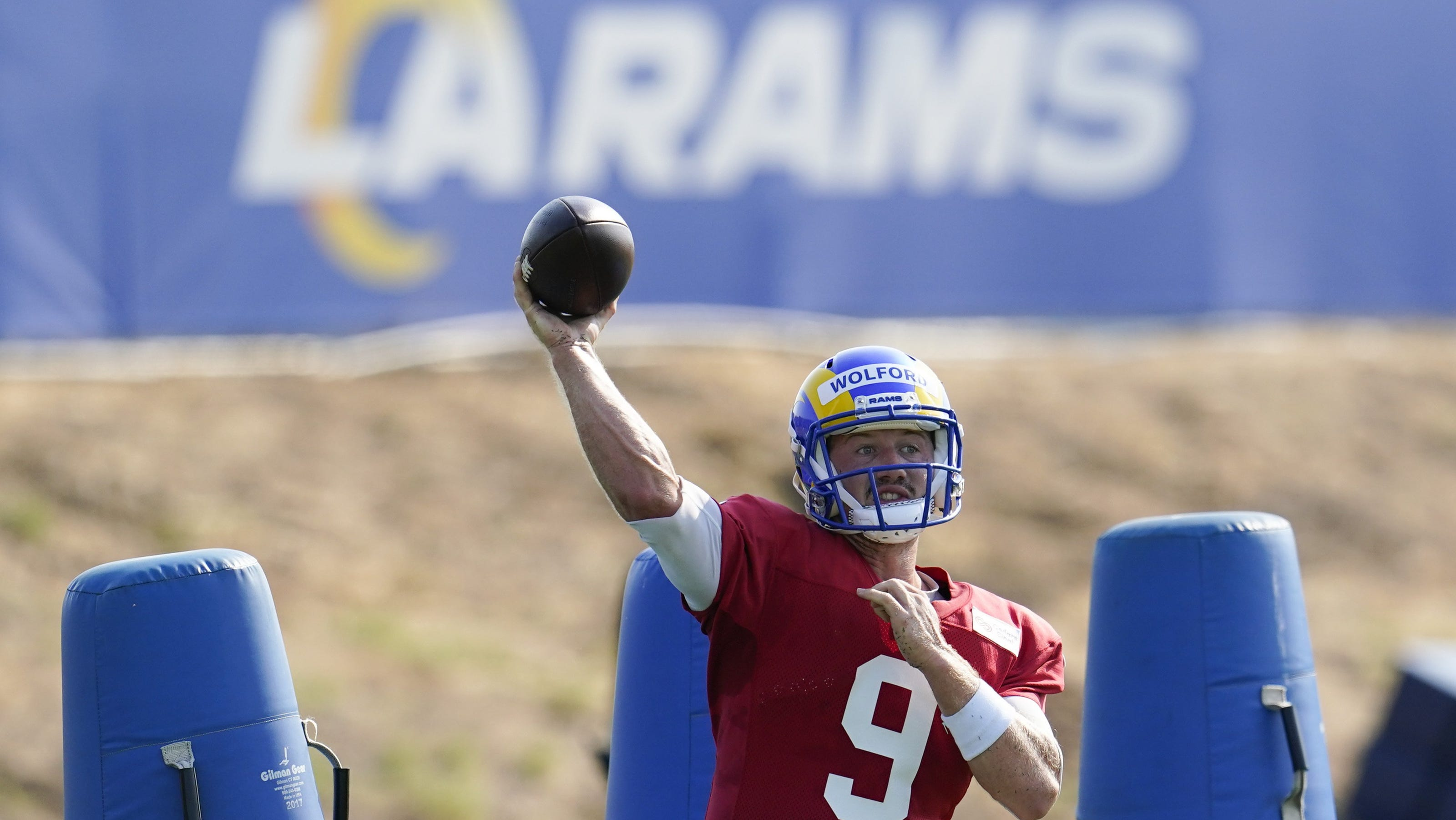 Quarterback Wolford Wants To Show Rams He Belongs On The Nfl Stage