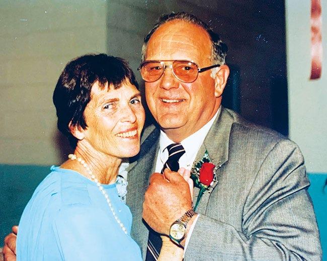 Bob and Mary Ellen Delagrange