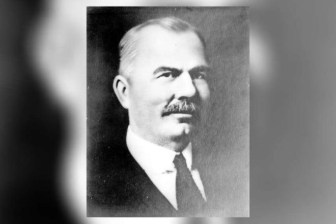 John Shaw Sundy, first mayor of Delray Beach