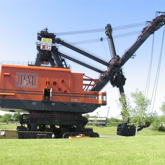 Big Brutus, a non-profit Kansas corporation dedicated to the Mining Heritage of Southeast Kansas, is now open for the public near West Mineral, Kansas in the southeast part of the state. [Courtesy photo]