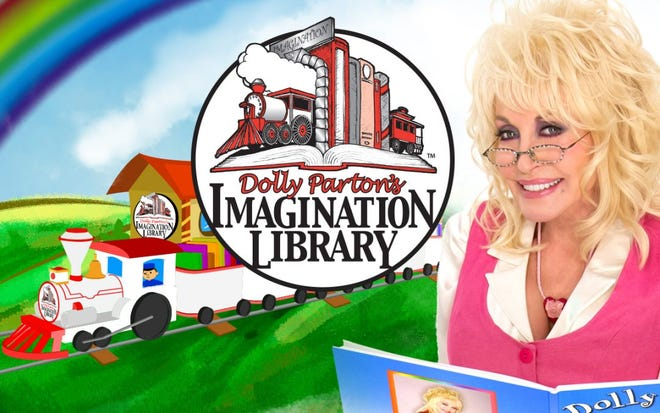 Families residing in the Indian River School District are now eligible to receive free children's books through a partnership with Dolly Parton's Imagination Library program and the state of Delaware.