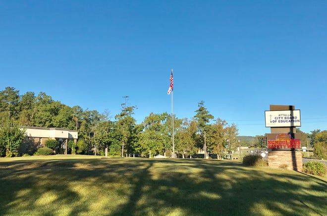 Attalla City School Board of Education Office