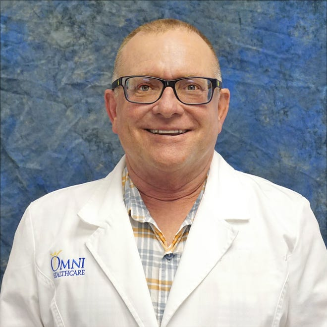 Dr. Ronald Trout is board-certified in family practice and works for OMNI Healthcare — Palm Bay.