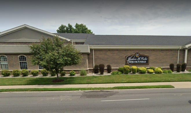 James H. Cole funeral home in Detroit