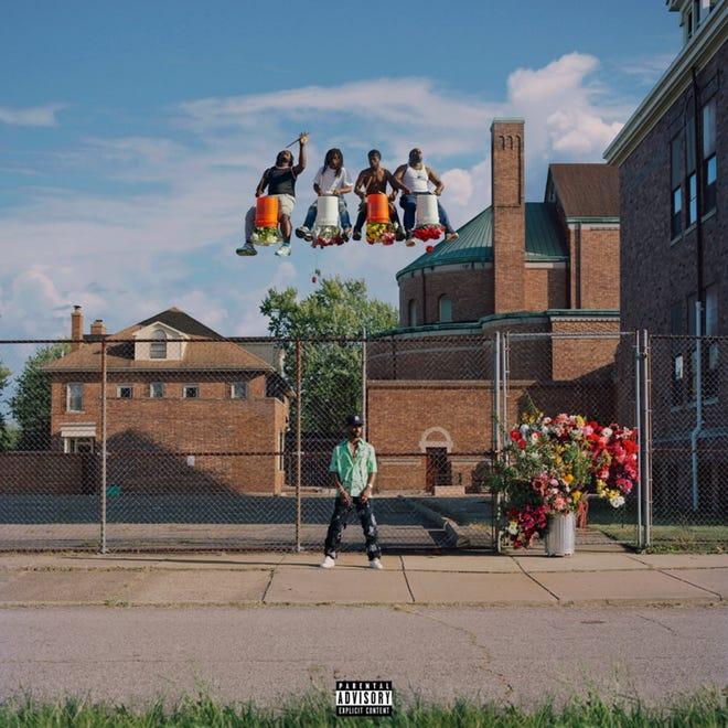 """Cover of Big Sean's """"Detroit 2"""" album."""