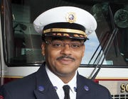 Southfield Fire Chief Johnny Menifee