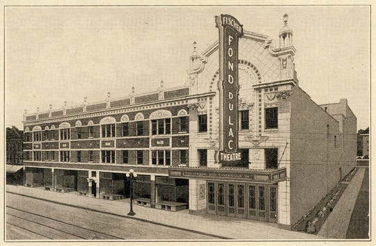 Fischer's Fond du Lac Theatre opened on Main Street in 1925 and served Fond du Lac until the mid-80s. It was eventually demolished.