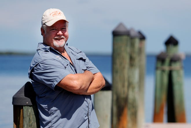 Jim Frock has owned Seven Seas Bait & Tackle in Matlacha since 1995.