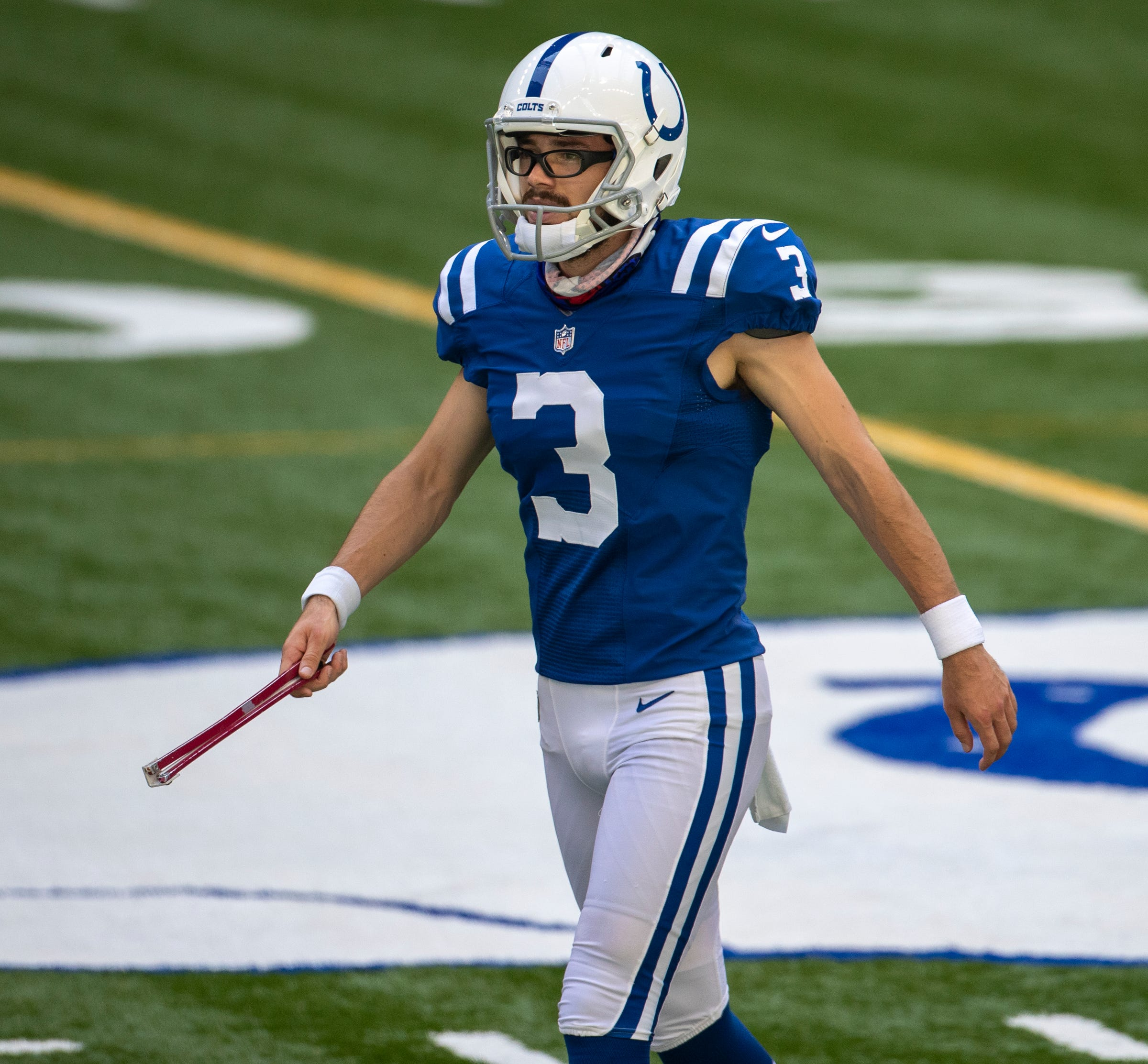 Rodrigo Blankenship Wins Colts Kicker Job Chase Mclaughlin Cut