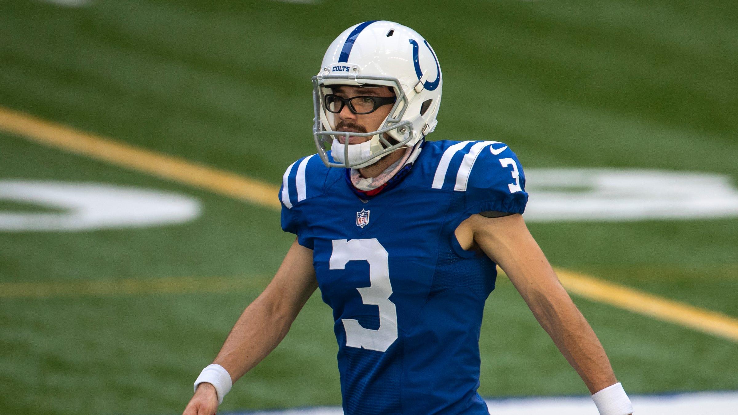 Rodrigo Blankenship Wins Colts Kicker Job Chase Mclaughlin Cut